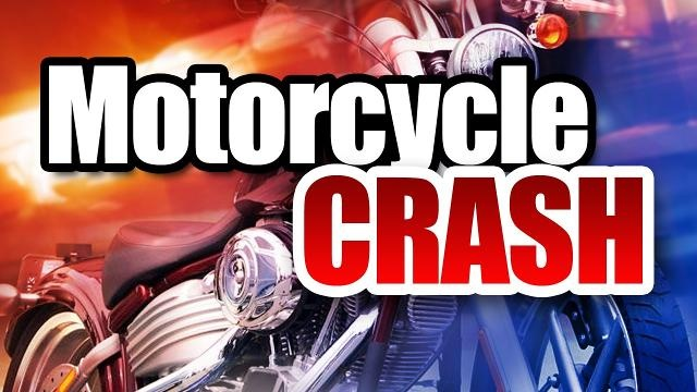 Warsaw man injured in motorcycle accident