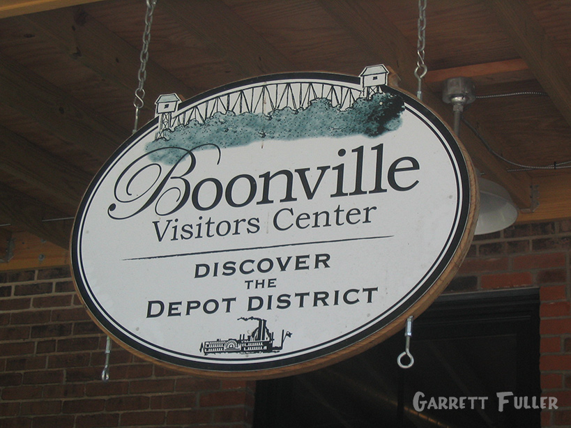 Boonville Museum finally opens