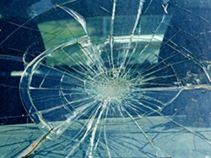 Two injured during crash near Osborn