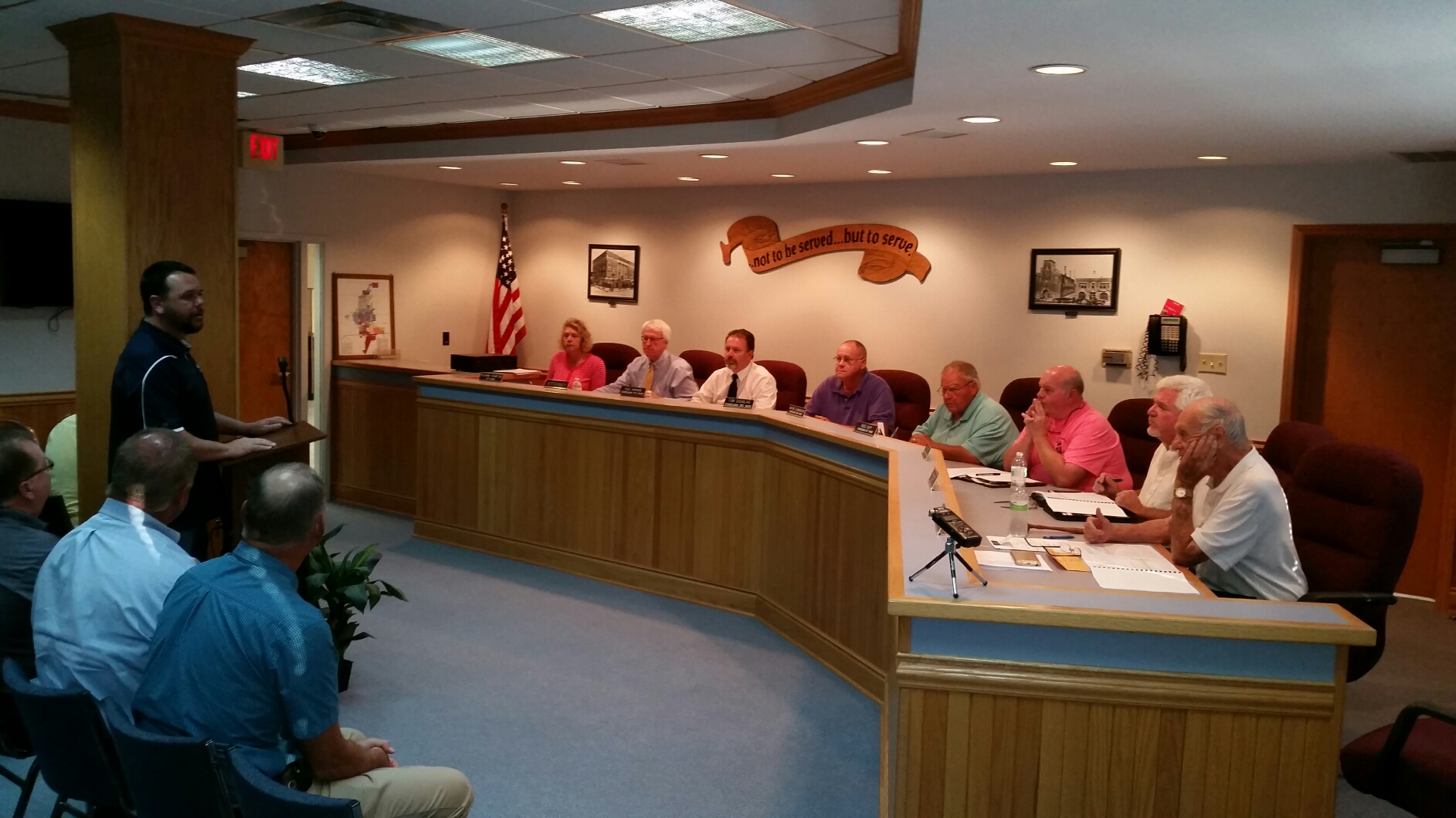 Chillicothe Council works through lengthy agenda