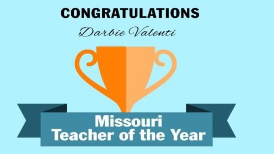 A passionate educator wins Missouri Teacher of the Year