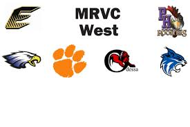 MRVC West fall sports standings
