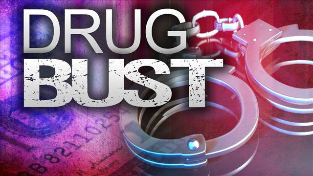 Henry County drug bust nets four suspects Monday morning