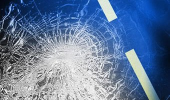 Single vehicle crash south of Rothville Junction
