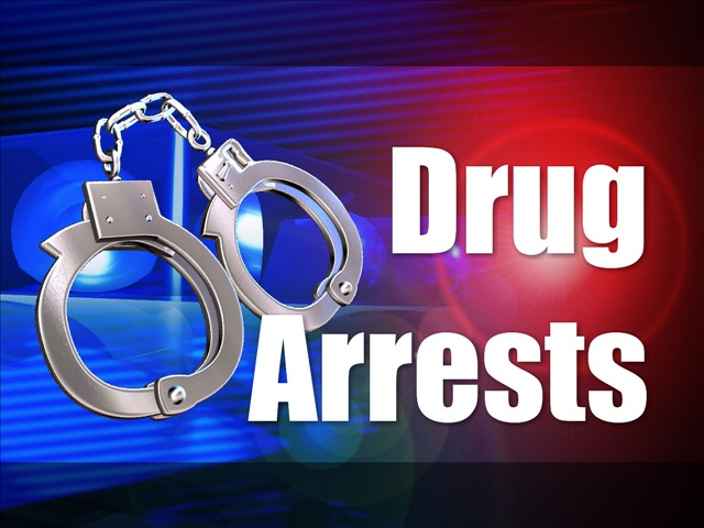 Two held in Cass County for warrants and drug allegations