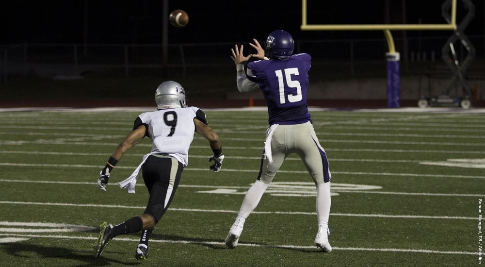 Truman State remains undefeated in conference with victory
