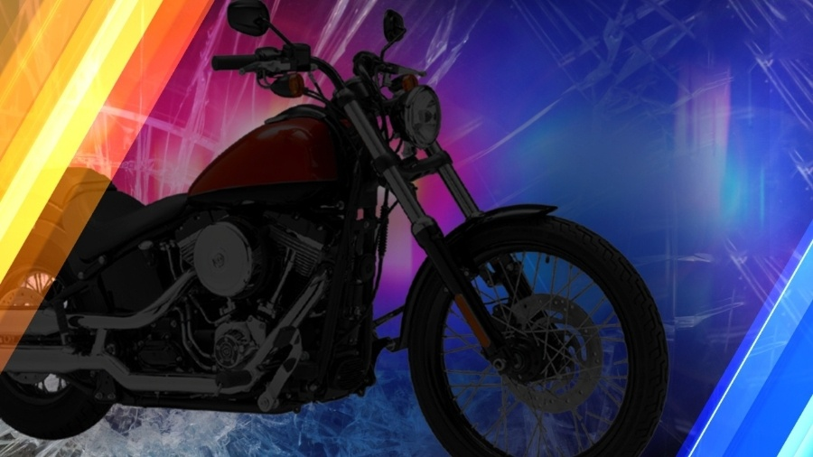 Driver of motorcycle injured in Cass