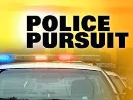 Pursuit in Caldwell County ends with arrest