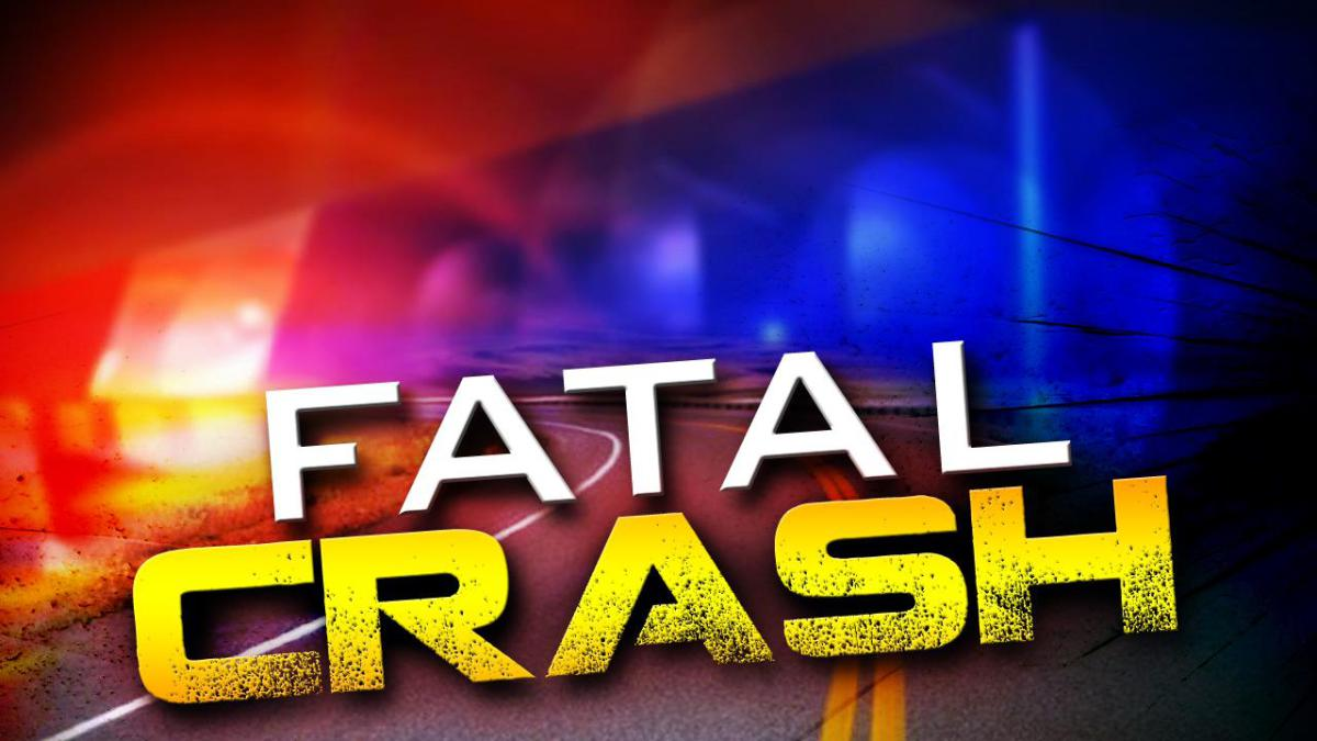 A crash in Greene County was fatal for driver