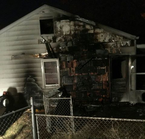 GoFundMe page set up to help Harrisonville law enforcement family whose home caught fire
