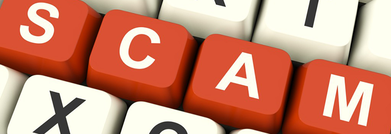 Possible email scam asks for beneficiary information
