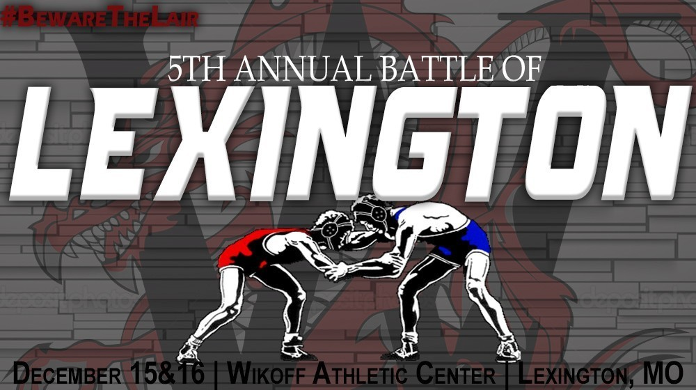 "Annual ""Battle of Lexington"" set for this weekend at Wentworth"