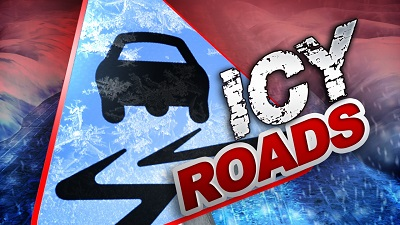 Moberly driver injured following accident in Randolph County, ice to blame