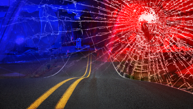 Three-vehicle crash hurts two people in Randolph County
