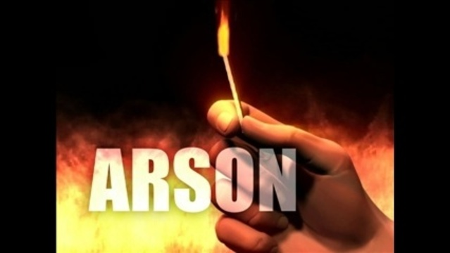 Richmond woman charged with arson following Saturday blaze