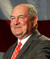 Sonny Perdue nominated as Secretary of Agriculture