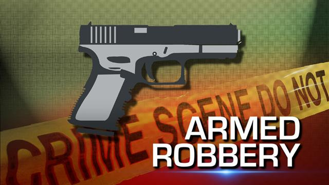 The Dollar General in Boonville was robbed Friday night.