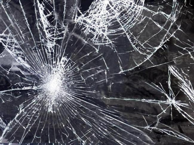 Driver injured after hitting animal in Harrison County