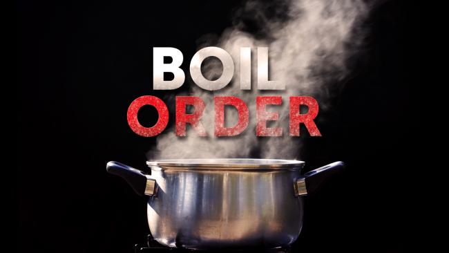 Marceline boil order