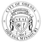 Odessa aldermen gather for last February meeting