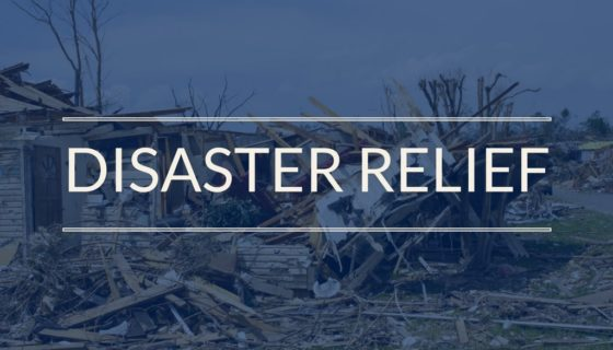 Multi-agency disaster relief resource center in Oak Grove Friday and Saturday