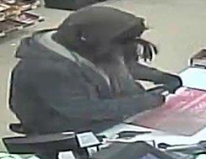 Identification needed for Johnson County robbery suspect
