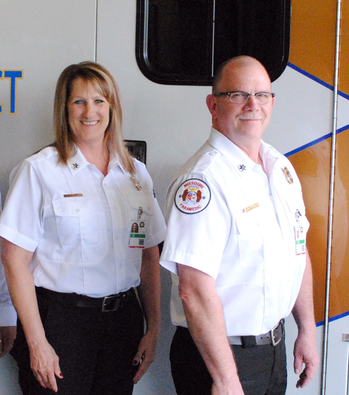 Formal charges filed against couple on Pettis County Ambulance District administrative staff