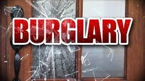 Drug related burglary and stealing suspected of Sedalia man