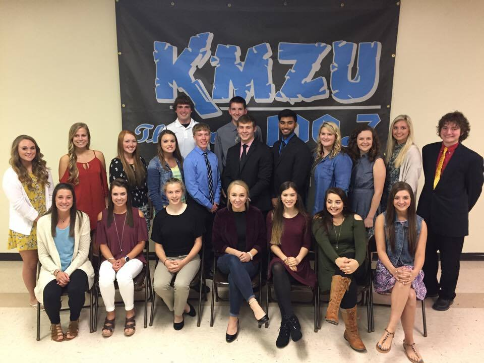 NEWSMAKER — 2017 KMZU Academic Achievement Award Winners