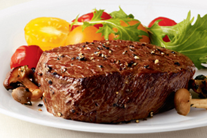 NEWSMAKER — Beef up your diet