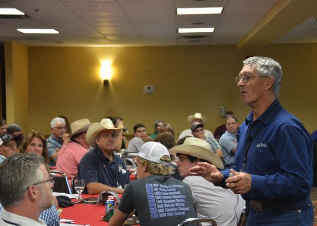 Cowboy college wraps up today with sessions held by two of America's leading veterinarians