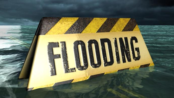 Multiple area roads closed due to flooding