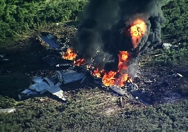 Area man among those killed in military plane crash