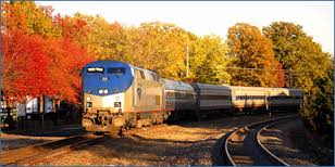 Centertown woman dies after being struck by Amtrak train