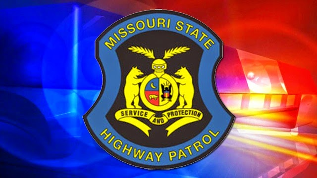 Dump truck overturns in Ray County on Highway F