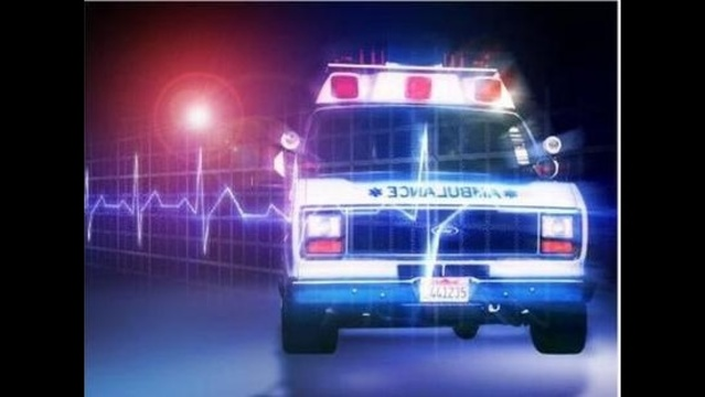 Versailles woman seriously injured when car slides off roadway, overturns