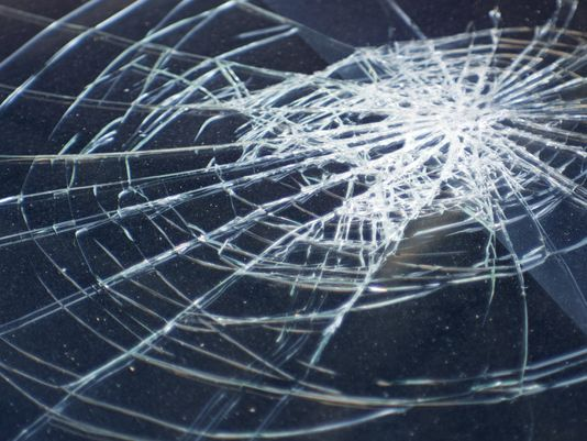 The driver fell asleep before a Cass County crash