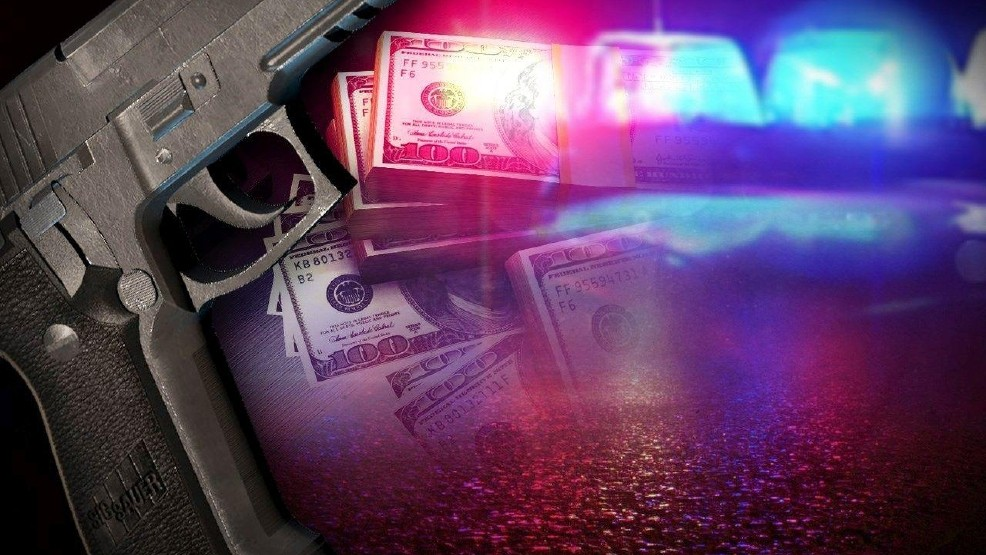Bank robbery suspect still at large according to FBI