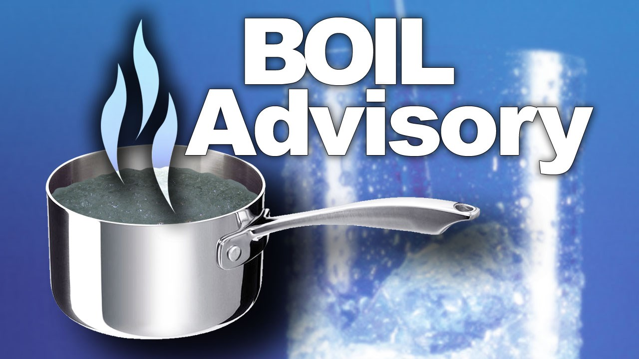Sedalia Public Works cancels boil advisory for the additional area that was added to the original boil advisory