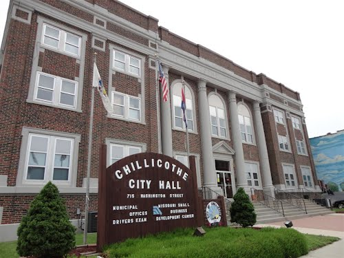 Chillicothe Council entertains request for funding by County
