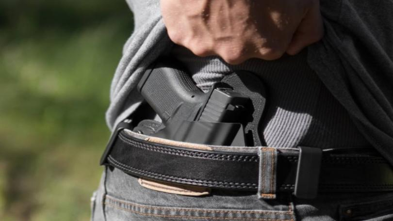 Congresswoman's provision in final draft of concealed carry legislation