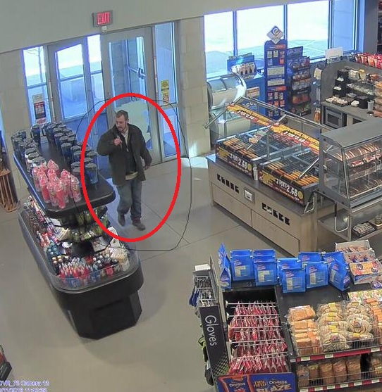 Public assistance sought in identifying alleged burglar
