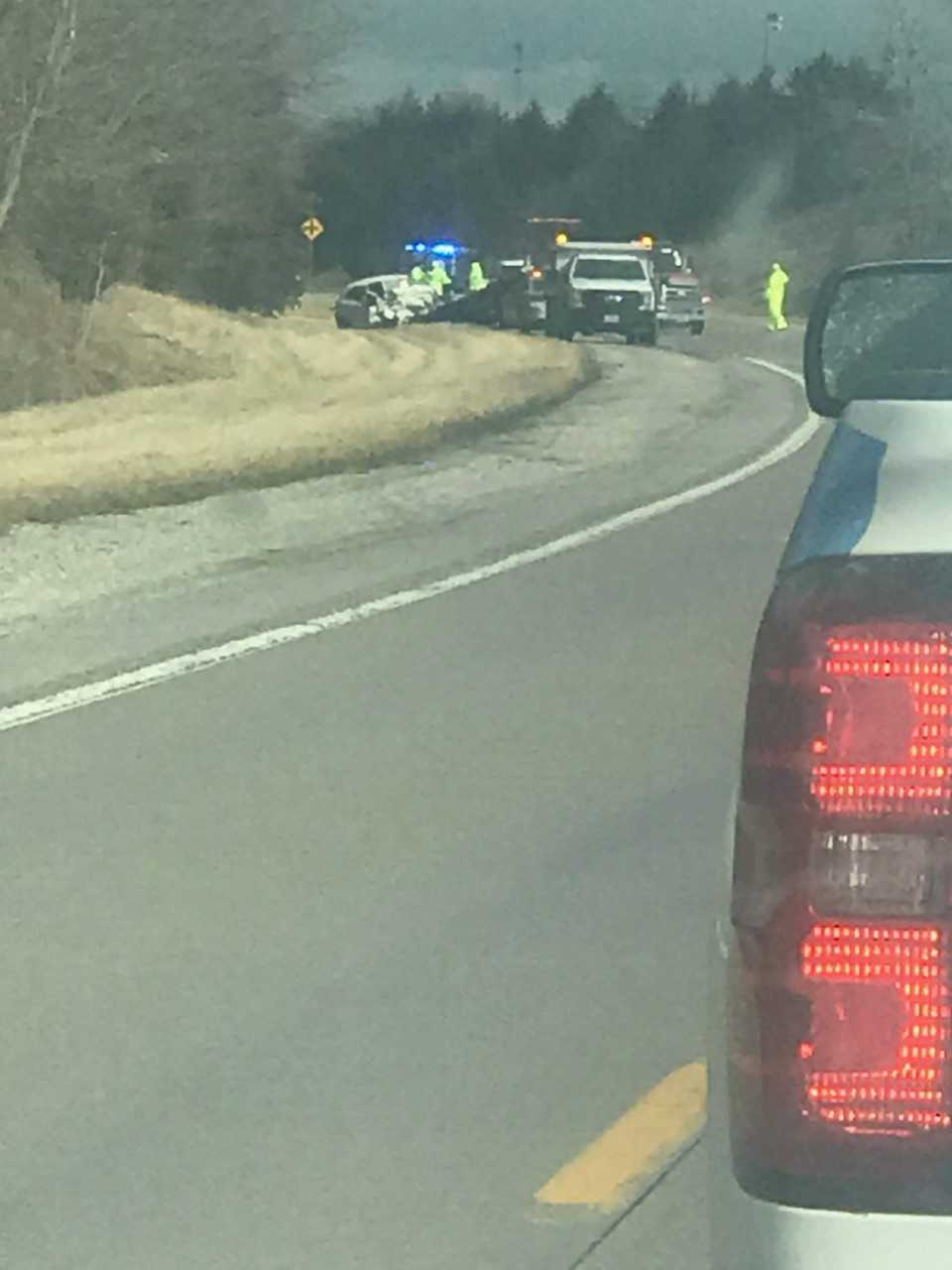 UPDATE–MSHP confirms serious accident just west of Moberly on US-24