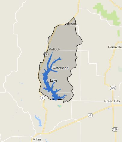 Newly freed state funds to be used in North Central water project
