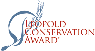 NEWSMAKER — Leopold Conservation Award to honor ethical land ownership