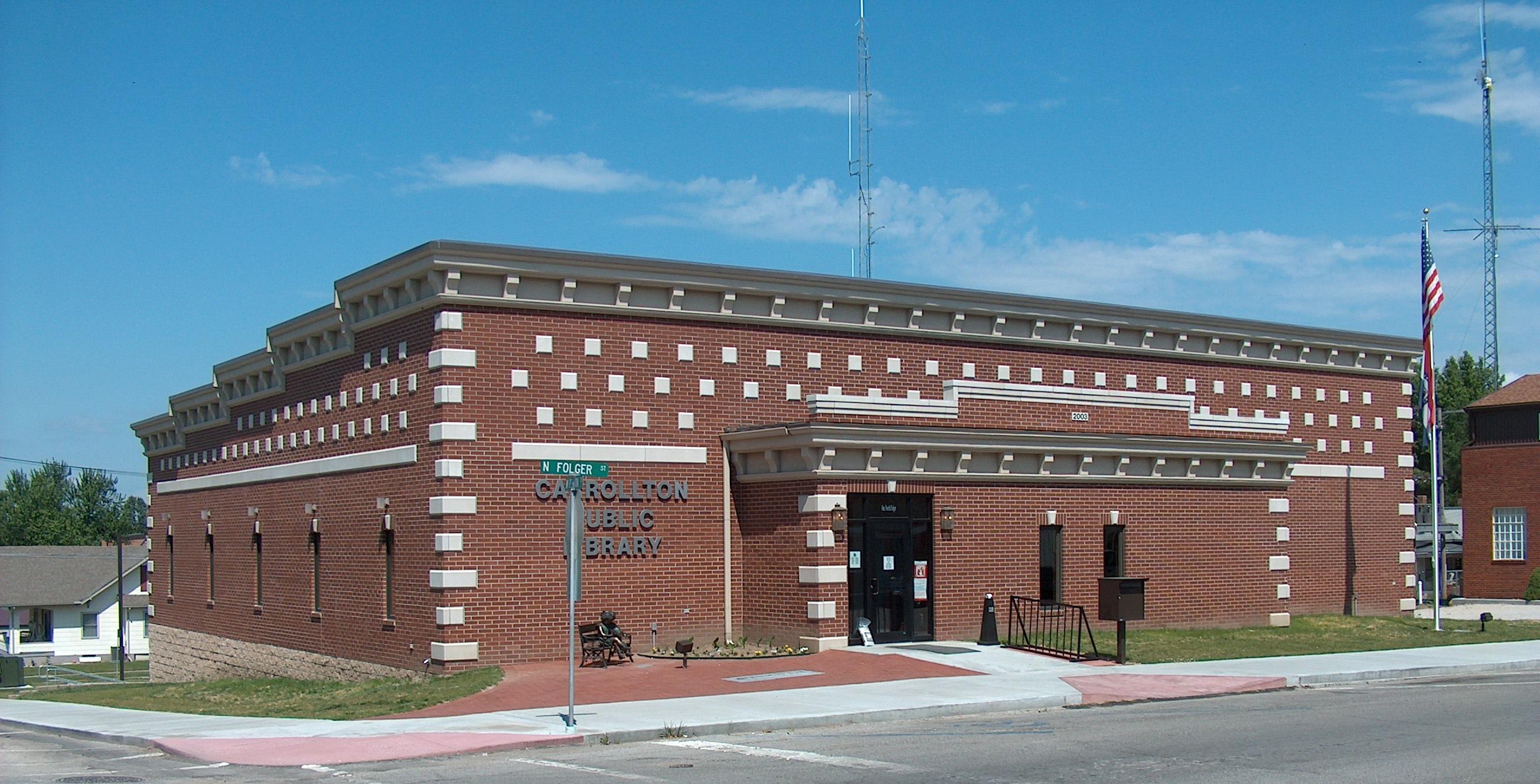 Technology grant awarded to Carrollton Public Library