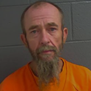 Man found hiding near stolen motorcycle in Callaway County.