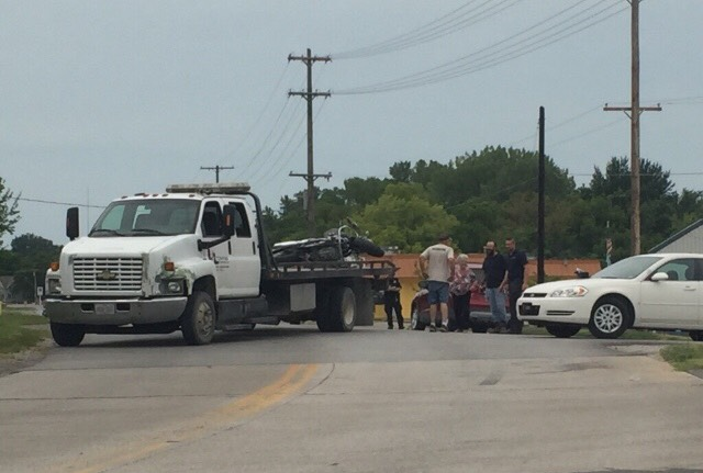 UPDATE: SUV and motorcycle collision reported in Carrollton on Mason Street