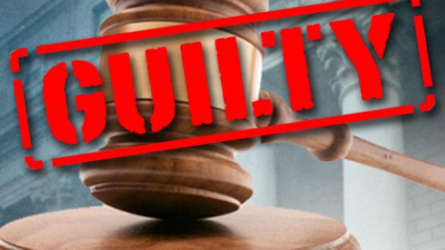 Buchanan County jury convicts Sedalia man