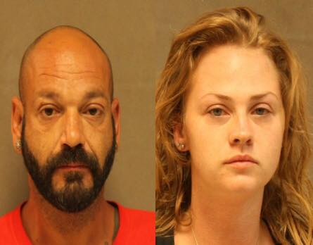 Two arrested after motorcycle pursuit with Johnson County deputies